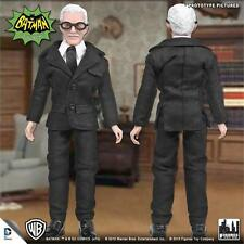 BATMAN 1966 TV SERIES 4; ALFRED PENNYWORTH  8 INCH ACTION FIGURE NEW IN POLYBAG