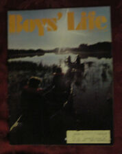 BOYS LIFE Scouts Magazine March 1975 Florida Canoe Base Ted Simmons Isaac Asimov