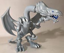 "Yu-Gi-Oh Blue Eyes White Dragon 7"" Figure Kazuki Takahashi 1996 Yugioh Rare Vtg"