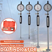 35-50mm//0.01mm Precision Dial Test Indicator Inner Diameter Percentage Meter