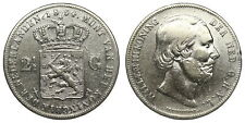 Netherlands - 2½ Gulden 1854