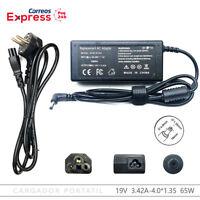 Cargador para portátil Asus Zenbook UX305CA-FB005T 19V 3.42A 4.0*1.35
