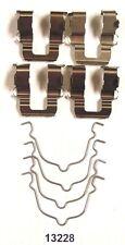 Better Brake Parts 13228 Rear Disc Brake Hardware Kit
