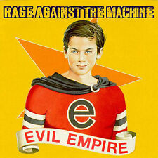 Rage Against The Machine - Evil Empire 180g vinyl LP NEW/SEALED