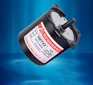 one  70KTYZ Permanent magnet synchronous motor Micro gear slow motor 40W 220V