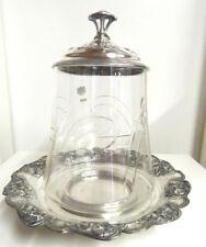 Antikes Jugendstilobjekt Glas Jugenstilglas Wunderbares Stück Um 1920