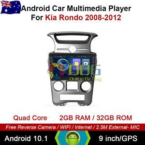 """9"""" Android 10.1 Quad Core Car Non DVD GPS For Kia Rondo 2008-2012"""