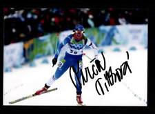 Veronika Vitkova Tschechien Foto Original Signiert Biathlon +A 176745