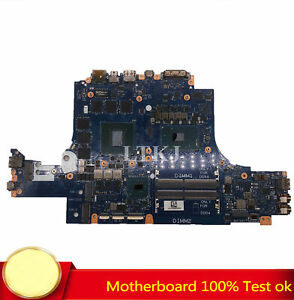 FOR DELL Alienware 13 R3 Motherboard 0KRXJP KRXJP BAP00 LA-D581P 100% Test Work