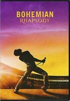 BOHEMIAN RHAPSODY (DVD, 2019) BRAND NEW & SEALED FREE SHIPPING