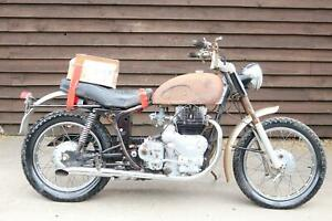 Royal Enfield Constellation 1958 US Import Ride or Restore