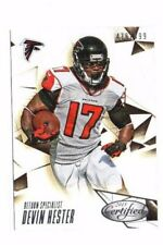 Devin Hester 2015 Panini Cartified, (Silver), /499 !!