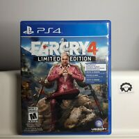 Far Cry 4 ( PS4 Sony Playstation 4 ) TESTED