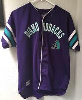 b1d1825f8 Randy Johnson #51 Arizona Diamondbacks 90s Baseball Kids Jersey World  Series HOF