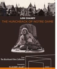 The Hunchback of Notre Dame [New Blu-ray] Black & White, Silent Movie