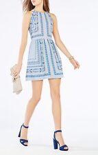 Bcbg Max Azria Cambria Dress Halter NWT Size 10
