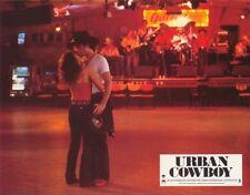 URBAN COWBOY Movie POSTER 11x14 French H John Travolta Debra Winger Scott Glenn
