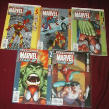 Ultimate Marvel Team-Up U-PICK ONE #1,2,3,4,5,6,8,10,11,13-15  PRICED PER COMIC