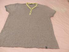 Blue Inc Denim Core t-shirt  -  size L