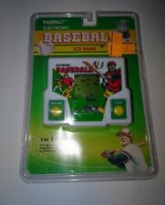1980'S Electronic Baseball LCD Game Tiger Electronics Vintage Sealed NEW Package