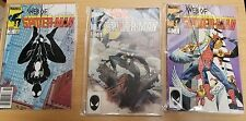 Web of Spiderman Issue 1, 2 , 4 , 8 , 12