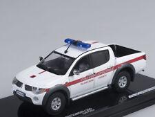 1/43 Scale model Mitsubishi L200 Italy Police