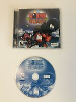 Worms Blast PC CD-ROM 2002 windows 98 ME 2000 XP puzzle action game