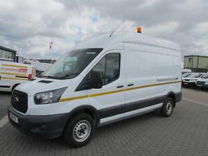 Ford Transit 350 L3 H3 2.0TDCi 130PS EU6 with New 3000@12 Gpm Diesel Jetter