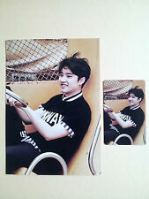 EXO COEX OFFICIAL Goods Love Me Right Postcard & Photocard Set - Dio D.O (2pcs)