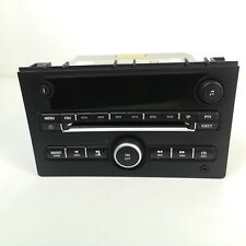 Saab 9-3 93 08-12 Sedan Facelift  Genuine Stereo Radio CD Player 12779269