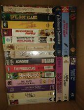 Lot of 42 VHS Movies (All Vintage Classics) American Graffiti Graduate