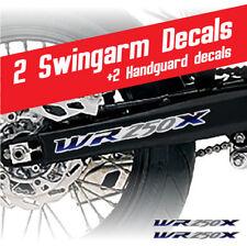 WR250X graphic kit swingarm sticker decal vinyl fits Yamaha WR 250X