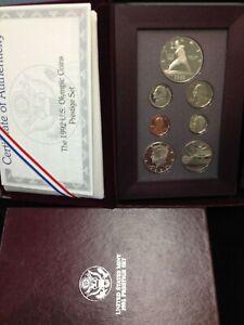 1992 Prestige US Mint Silver Proof set (OGP)