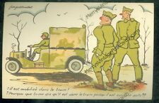 Comique Militaire, 24, France (not mailed pre-1920(militarycomics#131