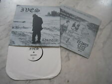 Ives - Abandon LIMITED ONLY 200 HANDNUMBERED COPIES LP NEW+++NEU+++