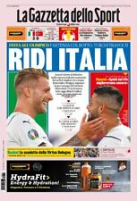 La Gazzetta Dello Sport-12 Giugno 2021-RIDI ITALIA-NUOVO