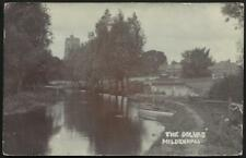 Mildenhall. The Dolvas.