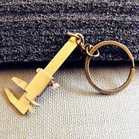 Portable Measuring Instrument Mini Key Ring Model Vernier Caliper Key Ring