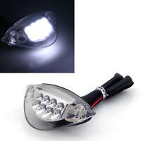 LED Rear Night Running lights pour Honda CBR600RR 2003-2006 2005 2004 Clear AF