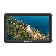 LILLIPUT A5 5 Inch IPS Camera-Top Broadcast Monitor for 4K Full HD J1F3