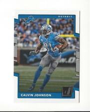 2017 Donruss #31 Calvin Johnson Lions