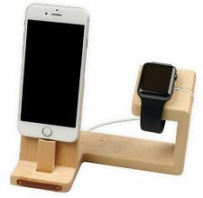 Tunewear TREE Stand für Apple Watch and iPhone 6/6S Plus/iPhone 6/6S (Beige)