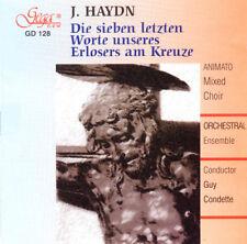 Haydn - The Seven Last Words Of Our Savior BUL Press Cd