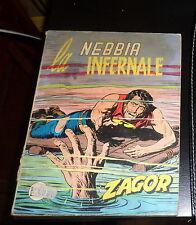 Zagor Zenith numero 140 *Nebbia Infernale*