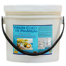 Organic 100% Virgin Coconut Oil MANILA COCO CLEAN LABELfresh NUTRIENT DENSE 1Gal