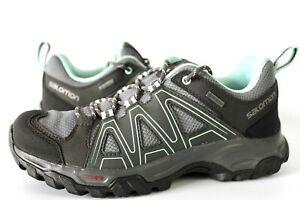 Salomon Sanford GTX Womens Walking Shoes, Womens trainers UK Size 5