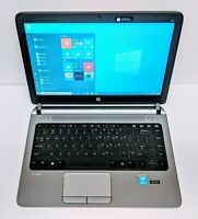 HP ProBook 430 G2 Laptop Intel i5-5200U 2.20GHz 8GB 128GB SSD Windows 10 pro