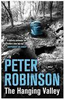 The Hanging Valley (The Inspector Banks series), Robinson, Peter , Acceptable |