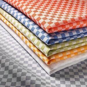 Kracht Grubenhandtuch Vollzwirn Baumwolle 45 x 70 cm in vielen Farben