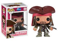 Funko POP! Vinyl Figure Disney 48 CAPTAIN JACK SPARROW Pirates of the Caribbean